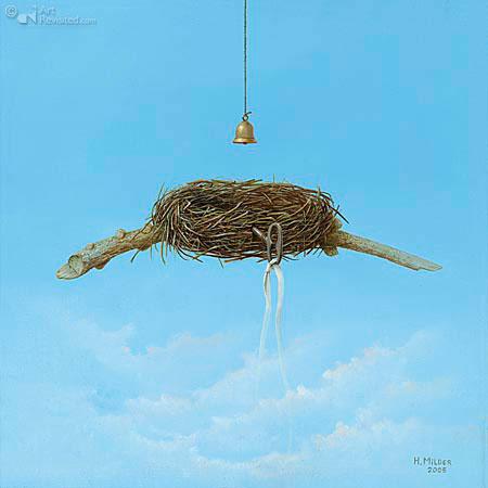 Detached nest