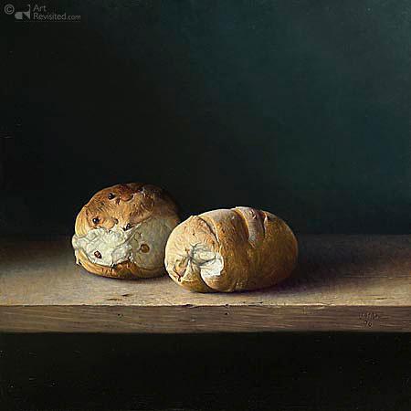 Twee broodjes