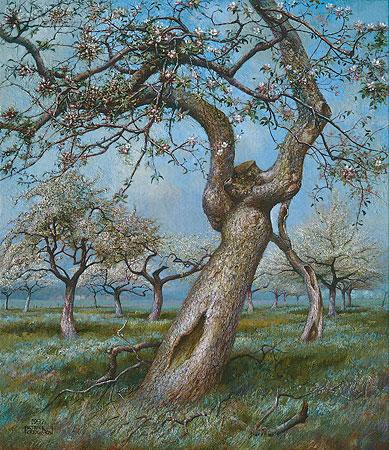 Bloeiende bomen 2