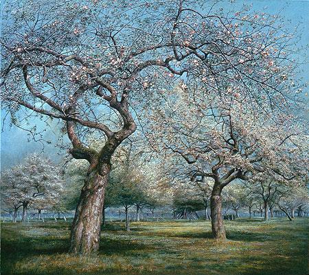 Bloeiende bomen 3