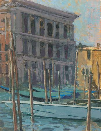 Gondola Traghetto, Venice