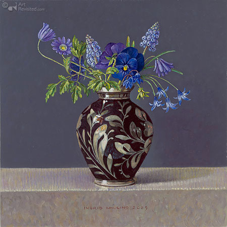 Bouquet of Grape Hyacinths