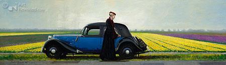 Lente - Citroën Traction Avant