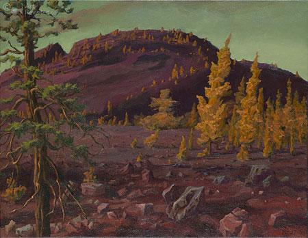 Montaña Somara