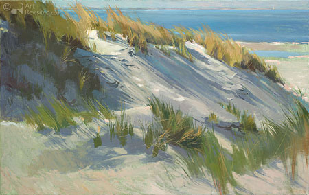 Dunes, early spring