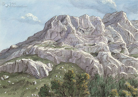 Mont Sainte Victoire II