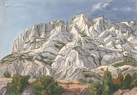 Mont Sainte Victoire III