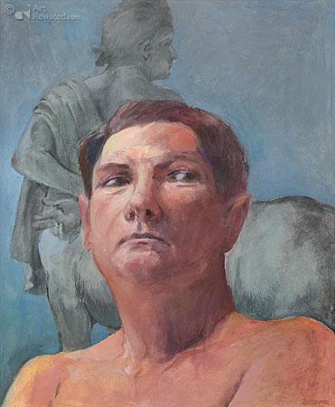 Centaur (zelfportret)