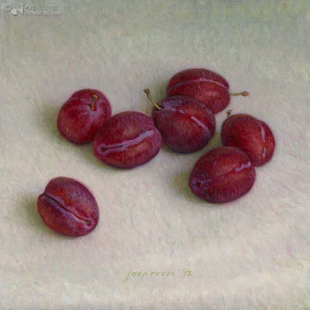 Rode pruimen