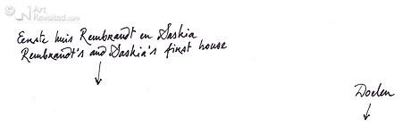 Eerst huis tekst