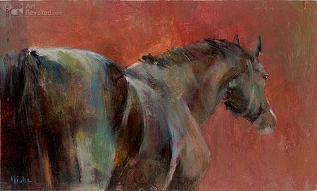 Paard kont