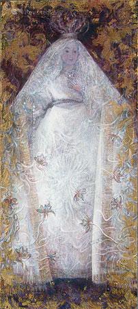 Witte madonna