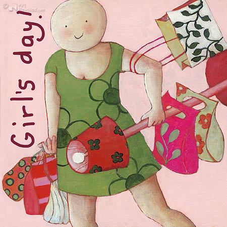Girl's day!