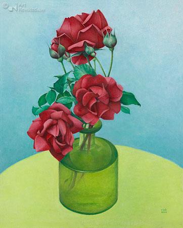 Van de rozenstruik