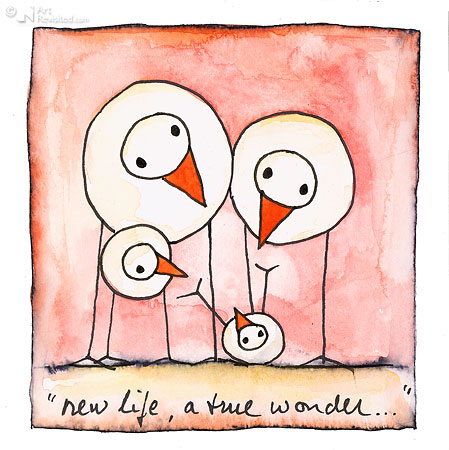 New life, a true wonder... (2)