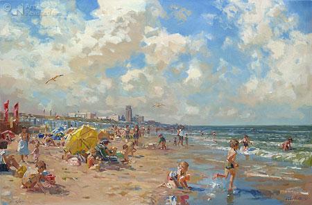 Stranddag II