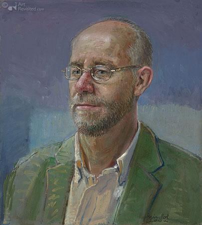 Portret Peter Altena II