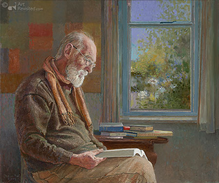 Portret Egbert Smit
