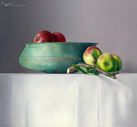 De appelenbak