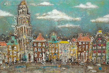 Knooppunt Groningen