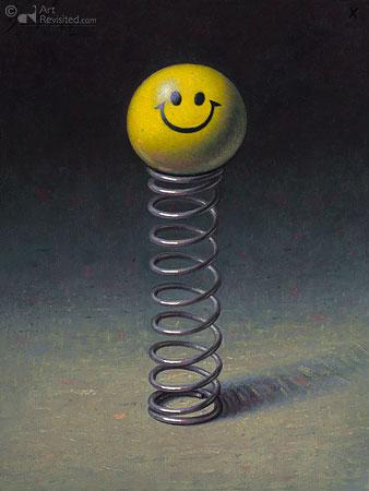De veerkracht van de optimist