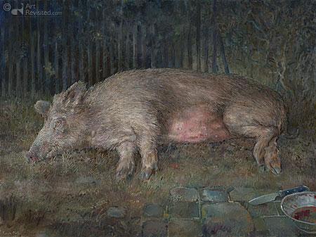 Rembrandts varken