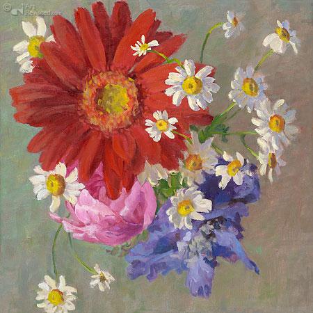 Huwelijksbloemen III