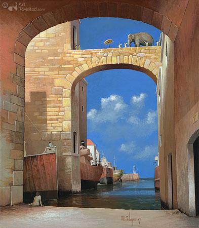 Silent harbour