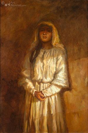 Maria (Luk. 1:37)