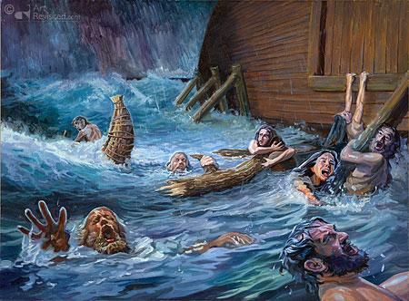 De zondvloed (Gen. 7)
