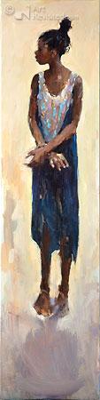 Kaapverdiaans meisje