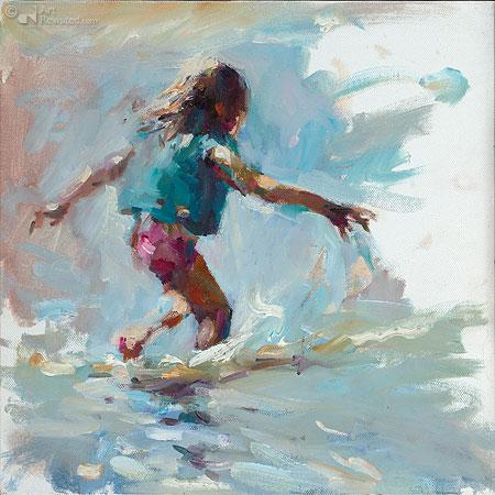 Dansen in zee