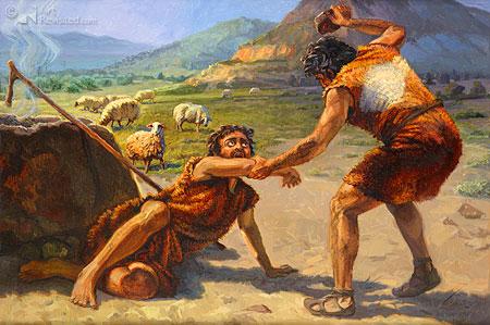 Kaïn vermoordt Abel (Gen. 4)