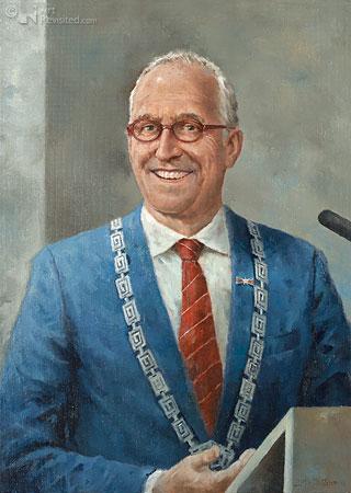 Burgemeester Nijkerk