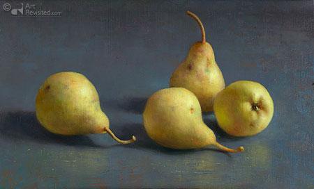 Vier peren