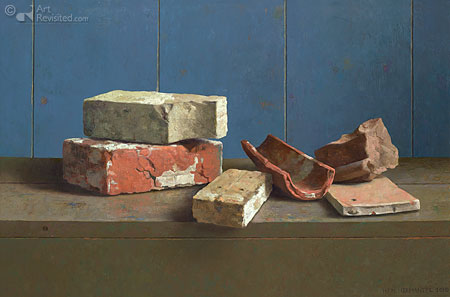 Building fragments from Klooster Aduard