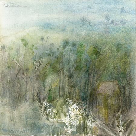 Mistletoe in mei