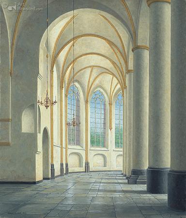 Kooromgang Bergkerk Deventer