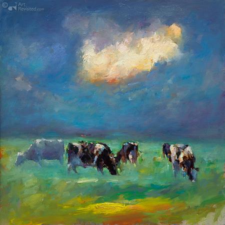 Wolk & koeien