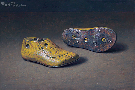 Schoenmallen van Silvére Hostyn (1917- 2005)
