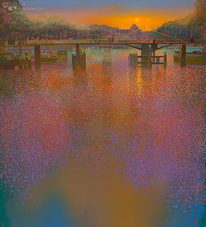 Lover's Bridge (Trompbrug)