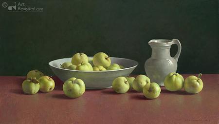 Appels van de Menkemaborg
