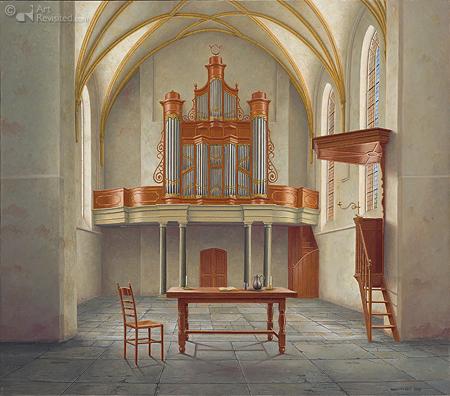 Int. Oude kerk Olst