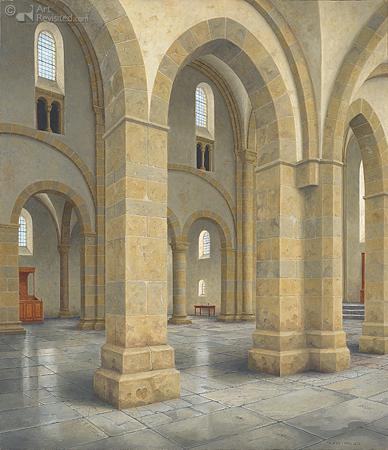 Int. kerk in Hoch Elten (D)