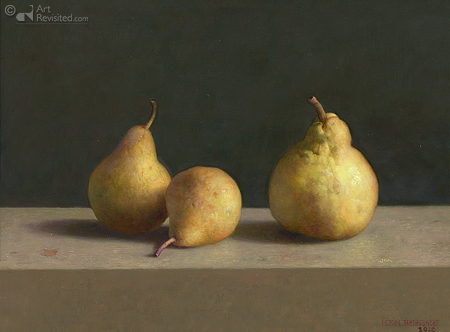 Drie peren