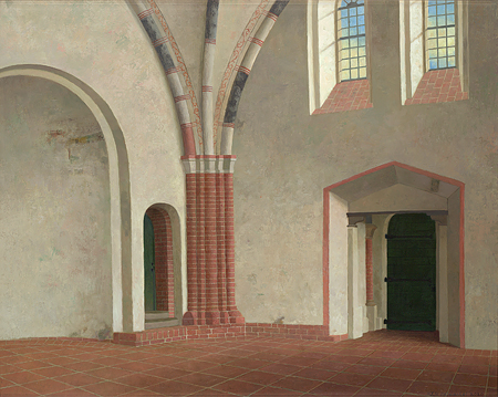 De kerk van Pilsum, Oost Friesland