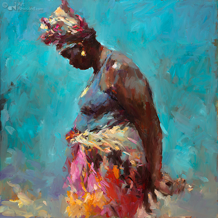 Visvrouw Cabo Verde
