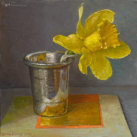 Narcis stilleven
