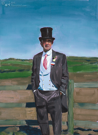 Her Majesty's representative at Ascot