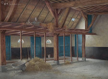 Stal in Grootoever